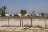 Akcakale Syrian  refugee camp — Stock Photo