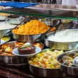 Buffet lunch in Turkish restaurant — Stock Photo #56858431