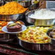 Buffet lunch in Turkish restaurant — Stock Photo #56858447
