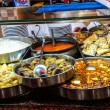 Buffet lunch in Turkish restaurant — Stock Photo #57560047