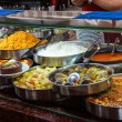 Buffet lunch in Turkish restaurant — Stock Photo #57782655