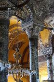 Intricate Corinthian capitals — Foto de Stock