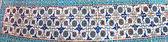 Intricate Iznik mosaic tile work — Stock Photo