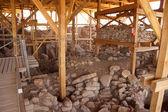 Archaeological site of Gobekli Tepe — Stock Photo