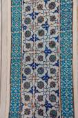 Intricate Iznik mosaic tile work  — Stock Photo