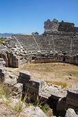 Greek theatre at  Xanthus  — Stock Photo