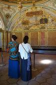 Sultan's Divan audience chamber  — Stock Photo