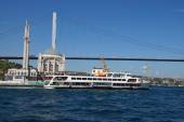 Bosphorus ferry  — Stock Photo