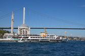 Bosphorus feribot — Stok fotoğraf