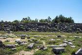Roman stadium hippodrome — Stock Photo