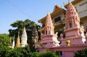 Stupy buddyjskie — Zdjęcie stockowe