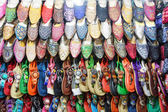 Shoes and sandals  — Stock Photo
