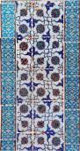 Intricate Iznik mosaic — Stock Photo