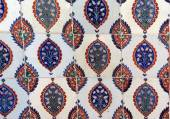 Intricate Iznik mosaic — Stock Photo