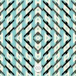 Seamless geometric background. Mosaic. Abstract vector Illustrat — Stock Vector #69956395