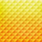 Abstract geometric background. Mosaic. Vector illustration. Can  — Cтоковый вектор