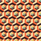 Honeycomb background. — Stock Vector