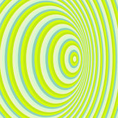 Abstract swirl background. Pattern with optical illusion. — Stock Vector