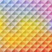 抽象的な幾何学的な背景。モザイク。ベクトル図. — ストックベクタ