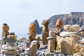 Taşlar rakamları — Stok fotoğraf