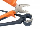 rusty pincers and pliers — Stock Photo