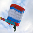 Parachutist — Stock Photo #61427563