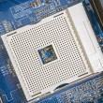 Electronic circuit board — Stock Photo #61428331