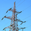 Electrical tower — Stock Photo #69334335