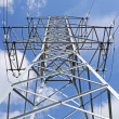 Electrical tower — Stock Photo #70455363