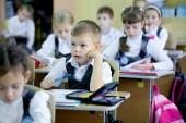 Pupils learning — Stock Photo