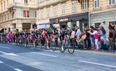 Cycliste, giro d'Italia — Photo