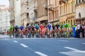 Cyclist, Giro d'Italia — Stock fotografie