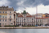 Trieste — Foto Stock