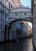 Bridge of Sighs, Venice — Stock Photo