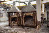 Murano furnace — Foto de Stock
