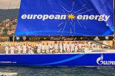 Miloud Europa 2 vainqueur de bateau du 46 ème Régate Barcolana à Trieste — Photo
