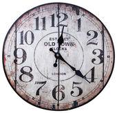 Rocznika zegar — Zdjęcie stockowe