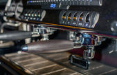 Máquina de café — Foto Stock