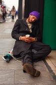 Homeless — Stock Photo