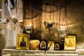 Crypt of Saint Nicholas — Stock Photo