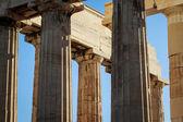 The Parthenon of Athens — Stock Photo