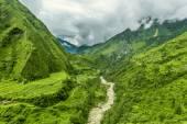 Trekking in Nepal. — Stock Photo