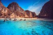 Picturesque sea landscape. — Stock Photo