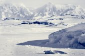 Beautiful landscape in  Antarctica — Stockfoto