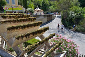 Fontaine de Vaucluse — Stock Photo
