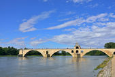 Bridge in Avignon — Stock Photo