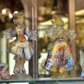 Murano glass — Stock Photo