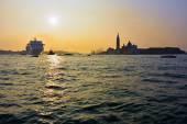 Venetian Lagoon — Stock Photo