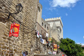 Avignon during Theater Festival — Stock Photo