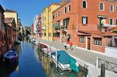 Venice urban life — Стоковое фото